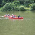 BWS Rhein Neckar im Hochseilgarten und auf einer Kanutour