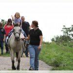 Ponytour auf dem Sommerfest der BWS Rhein Neckar GmbH 2011