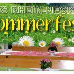 BWS-Rhein-Neckar GmbH feiert das Sommerfest 2012