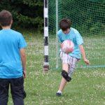 BWS-Rhein-Neckar GmbH feiert das Sommerfest 2012 mit Fußball