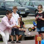 BWS-Rhein-Neckar GmbH feiert das Sommerfest 2012 mit Spielen für Groß und Klein